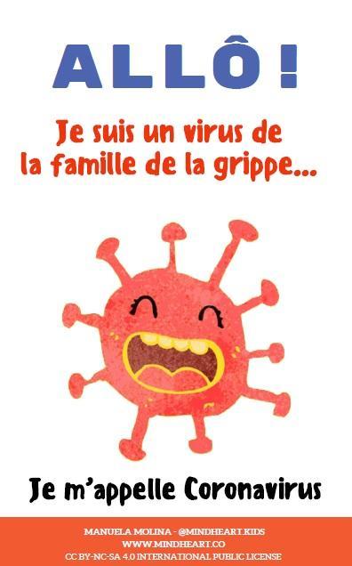 Allo je suis un virus de la famille de la grippe 2